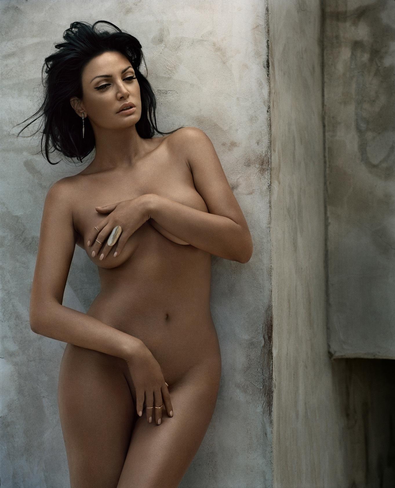 Heather Stewart Whyte desnuda